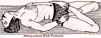 Matsyasan