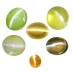 Cats eye stone or Lahsuniya