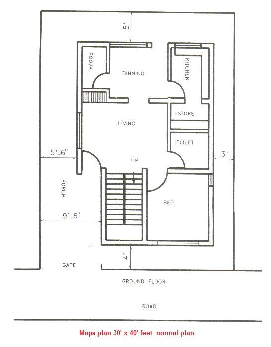 Maps14normal plan