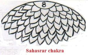 Sahasrar Chakra