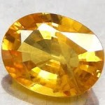 yellow saphire stone or Pukhraj